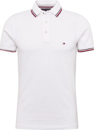 TOMMY HILFIGER Tričko modrá   červená   bílá - Glami.cz d61b76a9877