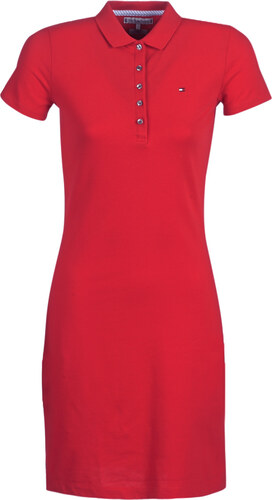 -5% Nové Tommy Hilfiger Krátke šaty NEW CHIARA STR PQ DRS Tommy Hilfiger 6909c0c400