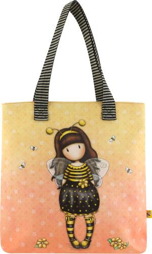 Santoro London - Nákupní taška - Gorjuss - Bee-Loved (Just Bee-Cause ... e2e1f19f298