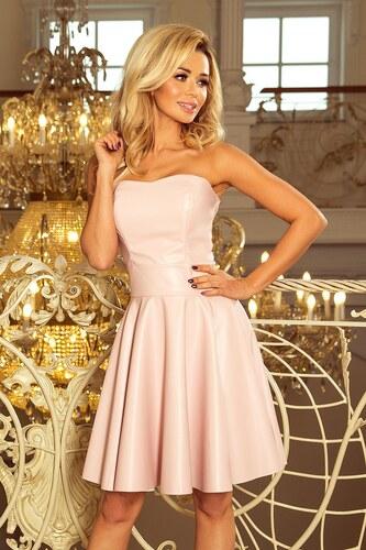 2f185d8032 Grace Shop Alkalmi ruha, karcsúsított derékkal, pasztel pink, 83-3 ...