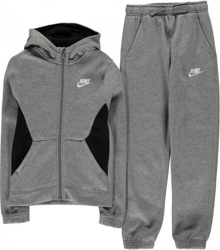 Nike NSW Tracksuit Junior Boys - Glami.sk 9c2e5431298