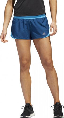 c8a63f82250b Nové Dámske krátke nohavice adidas Performance RUN IT SHORT W (Modrá    Tmavo modrá)