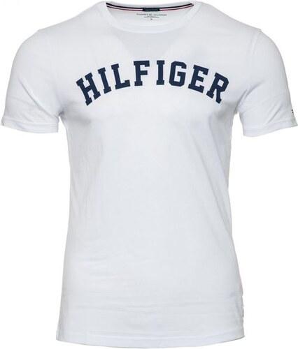Tommy Hilfiger pánské tričko XL bílá - Glami.cz 299daf2958f