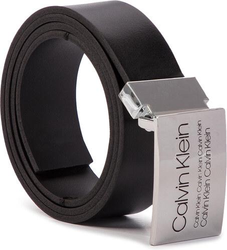 3f3d6a9223 Férfi öv CALVIN KLEIN - 3.5Cm Industrial Plaque Belt K50K504492 85 001