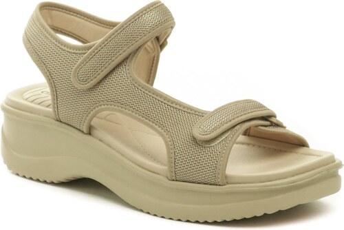 3529f2585a8c Azaleia 320-323 béžové dámské sandály - Glami.cz