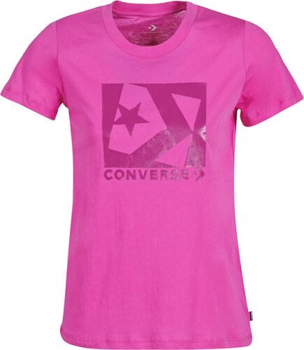 cea7698ef05c Converse Tričká s krátkym rukávom BOX STAR CHEVRON TEE Converse ...