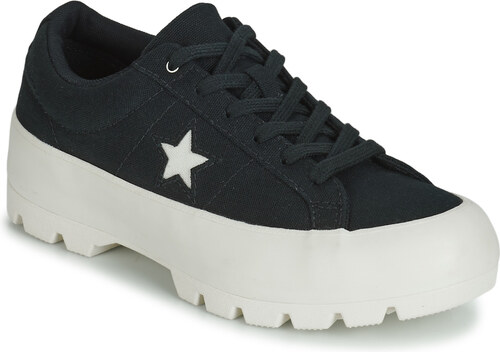 -5% Converse Nízke tenisky ONE STAR LUGGED COURT STOPPER CANVAS OX Converse 5a903c73402