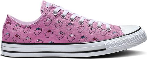 7f4a1c097a Converse Chuck Taylor x Hello Kitty pack Rózsaszín 164631C - Glami.hu