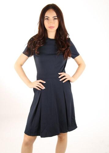 a6c426e7cb Tommy Hilfiger dámské tmavě modré šaty - Glami.cz