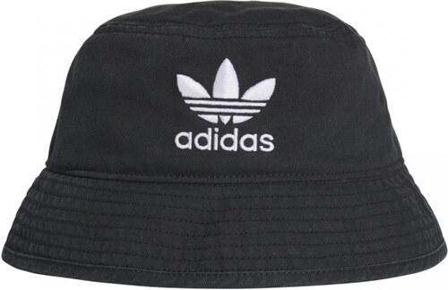 62c2d6fcc Čiapka adidas Originals BUCKET HAT AC (Čierna / Biela) - Glami.sk