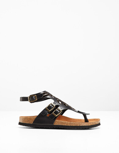 0df047e4da60 Bonprix Kožené sandále - Glami.sk