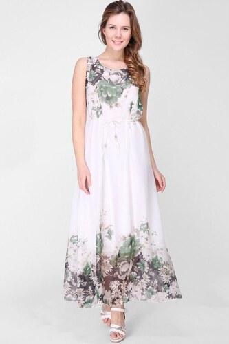 bb6ceba16341 -32% fashion´s first Maxi šaty Lesní žínka