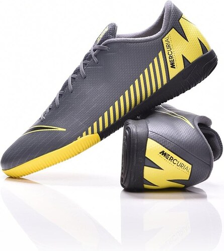 71613ab98af4 Nike VAPOR 12 ACADEMY IC Férfi Foci cipő - AH7383_0070 - Glami.hu