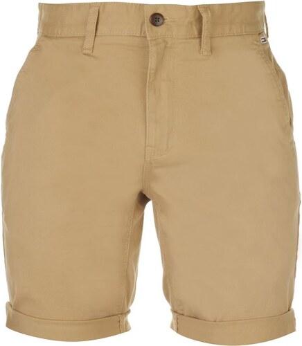 58a8b47c25b6 Pánské šortky Tommy Hilfiger Jeans Essential Béžové - Glami.cz