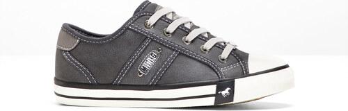 d114111093b9b4 Sneaker von Mustang in grau für Damen von bonprix - Glami.de