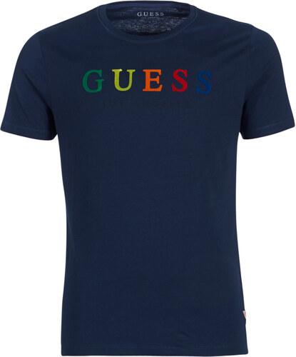 8c4a71e3c6ee1 Guess Tričká s krátkym rukávom COLORFUL G Guess - Glami.sk