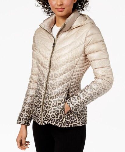 Dámská bunda Calvin Klein Packable Puffer Jacket - Glami.cz 66add4af67