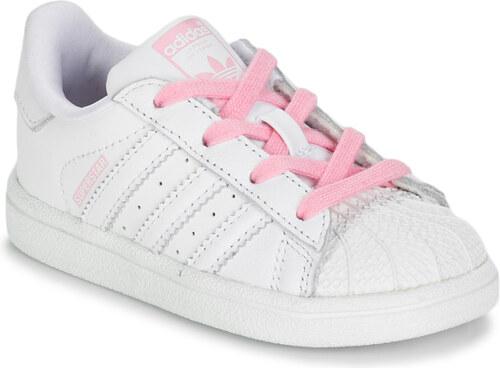 17732414b10d1 adidas Tenisky Dětské SUPERSTAR I adidas - Glami.cz