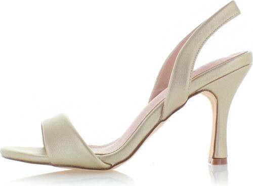 042395d08695 Moow Zlaté sandále Tilly - Glami.sk