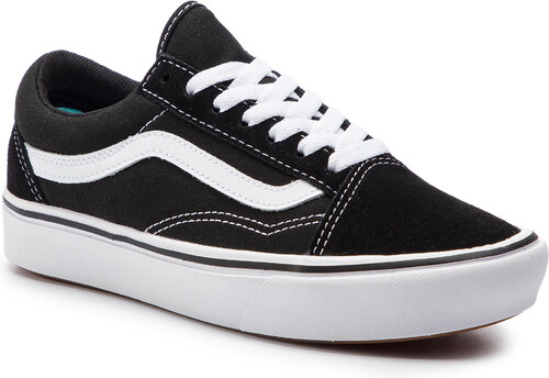 cfd585a41629 Tenisky VANS - Comfycush Old Sko VN0A3WMAVNE1 (Classic) Black True Whit