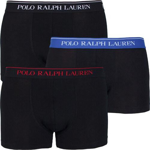 762cee4dc2 3PACK pánské boxerky Ralph Lauren černé (714662050016) - Glami.cz