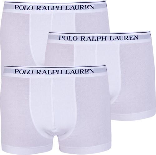 1c1204da84 3PACK pánské boxerky Ralph Lauren bílé (714513424001) - Glami.cz