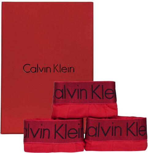 73f33f19c8 Červené luxusné boxerky od Calvin Klein - Glami.sk