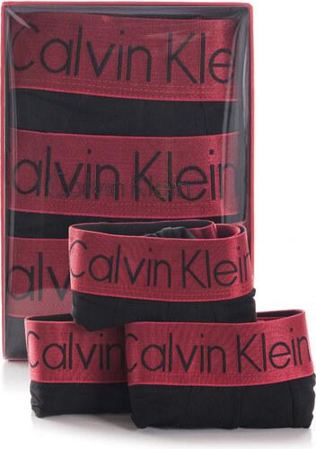 e842a59fcb Čierne luxusné boxerky od Calvin Klein - Glami.sk