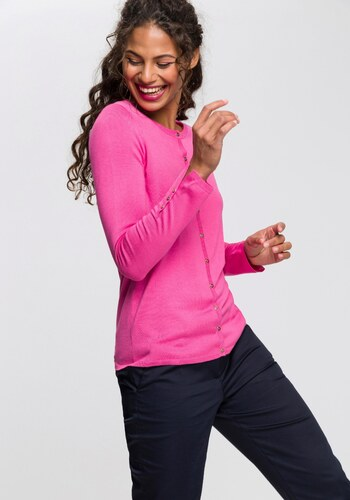 f36220d49a92 Esprit Collection Pletený sveter ružová - Glami.sk