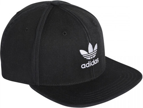 408780f32 Šiltovka adidas Originals AC CAP TRE FLAT (Čierna / Biela) - Glami.sk