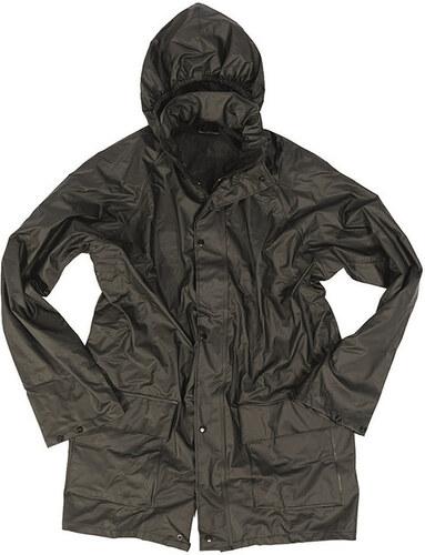 58993c04c3 Mil-tec nepremokavá bunda do dažďa