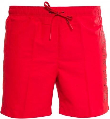 f18540d403 Calvin Klein pánské plavky L červená - Glami.cz