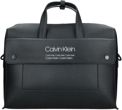 6e764eafce Pánská taška přes rameno Calvin Klein Pablo - černá - Glami.cz