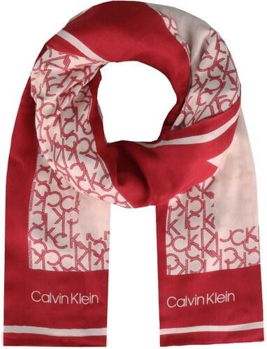 7944c05917 Calvin Klein Dámska obdĺžniková šatka Geo Quilt K60K605145 - Glami.sk
