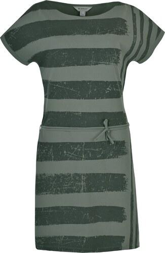 ebc608736f32 Dámske šaty BUSHMAN GENOA olivovo zelená M - Glami.sk