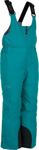 4eb06d831180 Detské zimné lyžiarske nohavice Kilpi FUEBO-JG tyrkysová (kolekcia 2019)  98 104