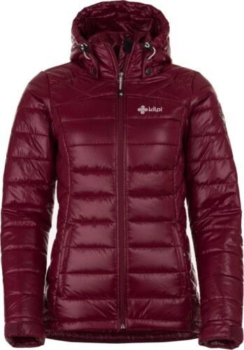 -31% Dámska zimná prešívaná bunda Kilpi GIRONA-W červená (kolekcia 2018) 34 47c5e44dc6e
