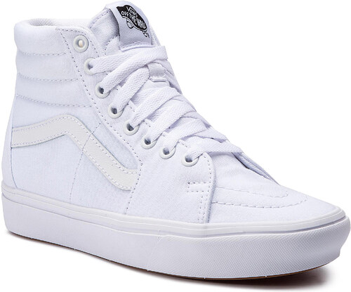 1b6b82e6bbd0f Sneakersy VANS - Comfycush Sk8-Hi VN0A3WMBVNG1 (Classic) True White/True