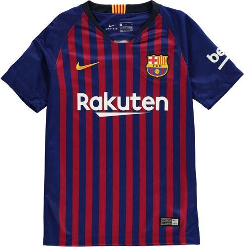 Dres Nike Barcelona Home Shirt 2018 2019 Junior - Glami.cz 41842a1a927