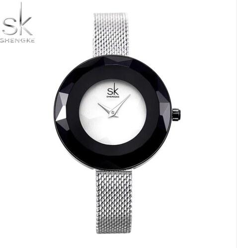 a54e55b13 SK Shengke hodinky Dream K0100_SILVER - Glami.cz