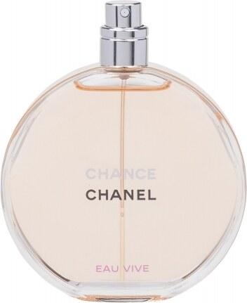 a7dbfebee Chanel Chance Eau Vive 100 ml toaletná voda tester pre ženy - Glami.sk