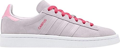 e327e4f30230 Nové adidas Campus J ružová 35