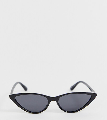 5895e44e0 ALDO thin cateye sunglasses - Black - Glami.sk
