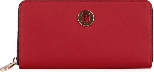 7a75b61748 Tommy Hilfiger Velká dámská peněženka Honey Large AW0AW06491 červená ...