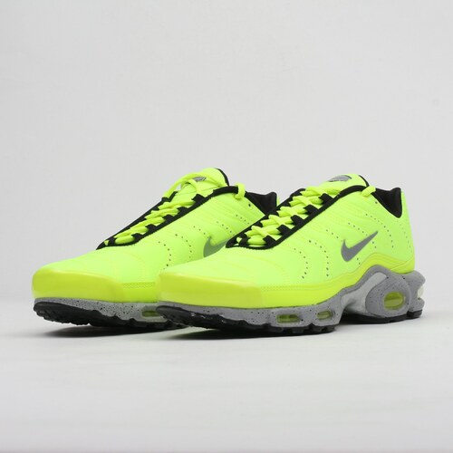 best website 8e816 ad580 Nike Air Max Plus Premium volt   matte silver - wolf grey
