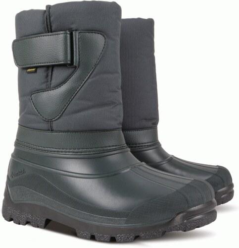 bfb486fc351b6 DEMAR - Pánska zimná obuv WORKER 2 3813 zelená - Glami.sk