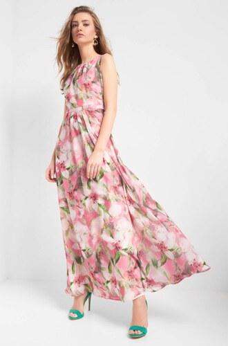 97bffe5f3a83 ORSAY Maxi šaty s kvetinovým vzorom - Glami.sk