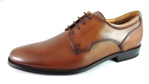 df82107a305e7 Ara men pánska šnurovacia obuv - hnedá - Glami.sk