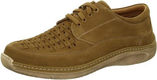 5fdb6e4d2f8e8 Hnedá pánska šnurovacia obuv značky Ara men - Glami.sk