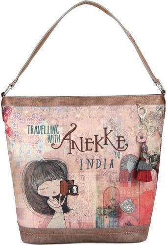 6b51360c5f Anekke farebná veľká kabelka Hobo India - Glami.sk